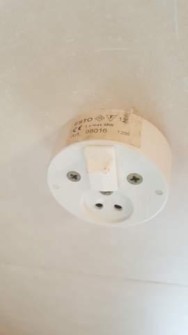 Wo finde ich Lampe zu diesem Anschluss?