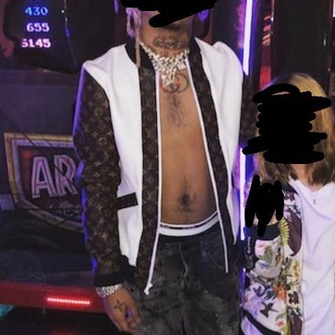 Wo finde ich Lil Pumps Louis Vuitton Jacke (Original oder  auch Fake)?