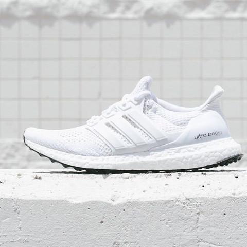 Double/Triple White  - (Mode, Schuhe, Fashion)