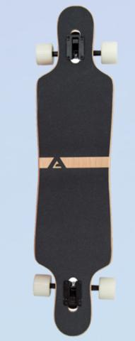 Den Shape beachten - (longboard, Dropdown)