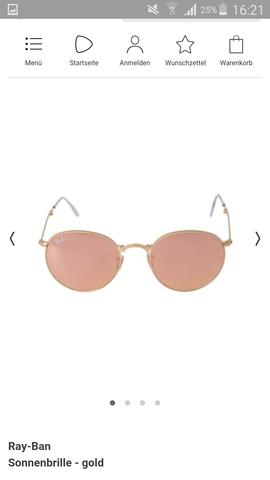 So eine Sonnenbrille wäre am idealsten - (Sommer, billig, Sonne)