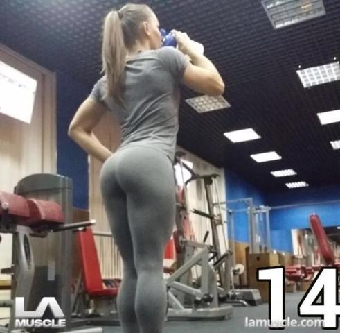 Leggings - (Sport, Fitness, Muskelaufbau)