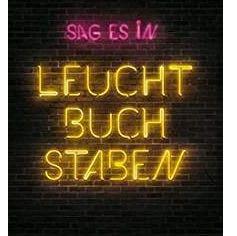 Leuchtbuchstaben LED - (Wohnung, LED, Deko)