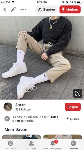 Wo findet man die unteren Hosen?