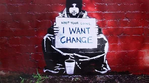 Wo findet man dieses Graffiti Bild?