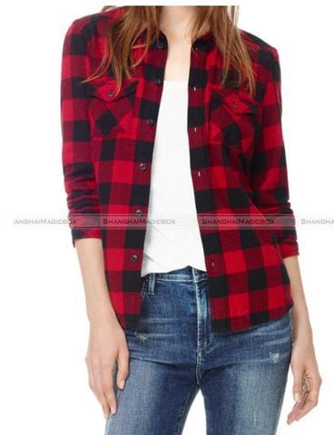 in schwartz und rot *-* - (Hemd, geil, will-ich)