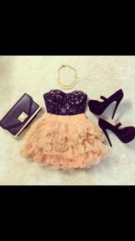 Kleid UND Schuhe bitte - (Schuhe, Kleid)