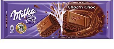 """Wo gibt es die Schokolade von Milka """"Choc'n Choc""""  zu kaufen?!"""