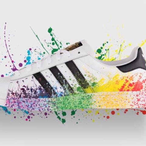 Das sind sie :) - (Schuhe, adidas)
