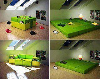 Awesome Bett Und Sofa Einem Orwell Projekt Goula Figuera .