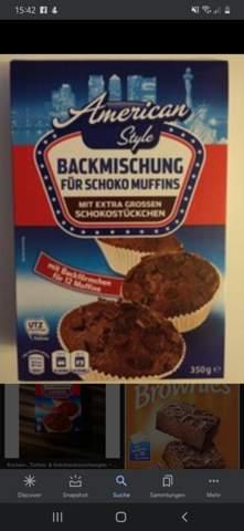 Wo gibt es diese Brownie-Backmischung?