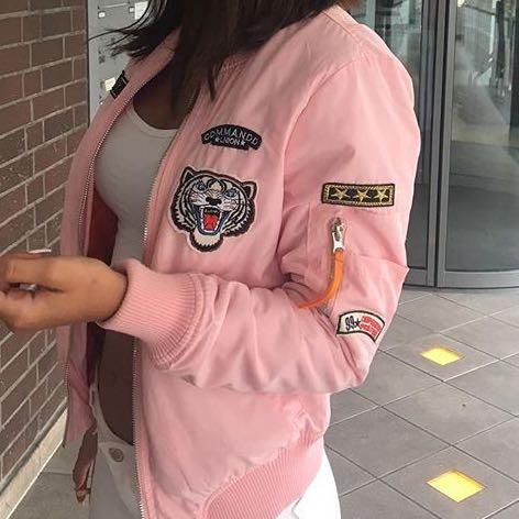 Wo gibt es diese Jacke zu kaufen ??  Genau die selbe !!  - (Jacke, bomberjacke)