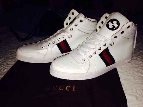 detailing 2ca75 bc720 Wo gibt es diese Gucci Schuhe billig zu kaufen? (Nike, Fake ...