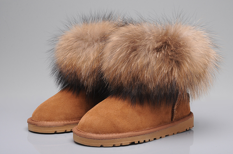 Uggs Mit Fell