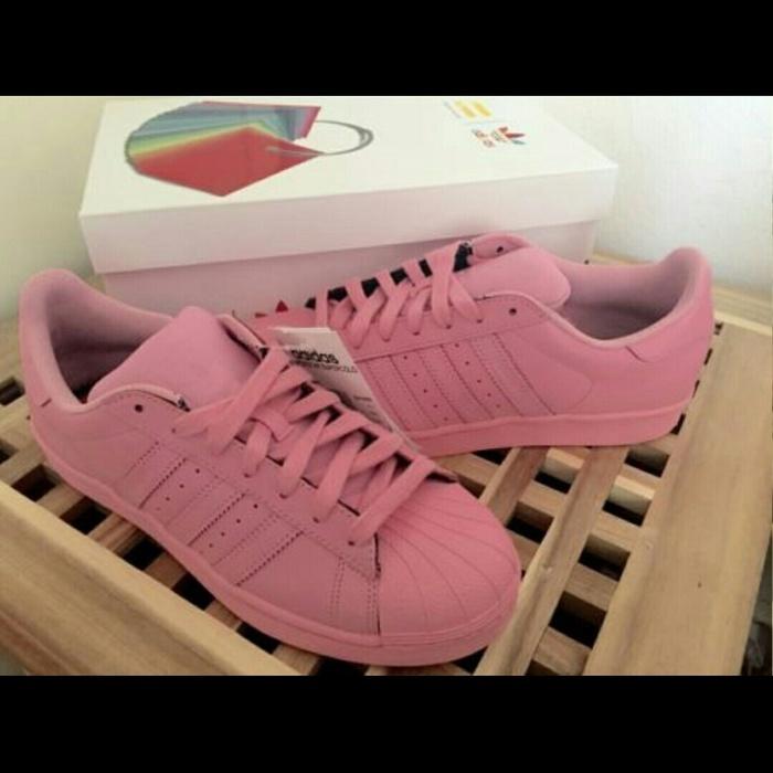 adidas superstar light pink 39