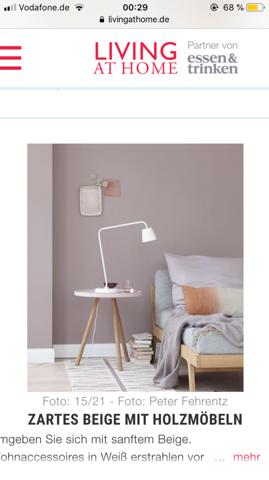 Wo gibt es diese Wandfarbe?