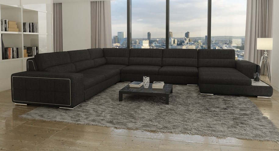 wohnlandschaft die neuesten innenarchitekturideen. Black Bedroom Furniture Sets. Home Design Ideas