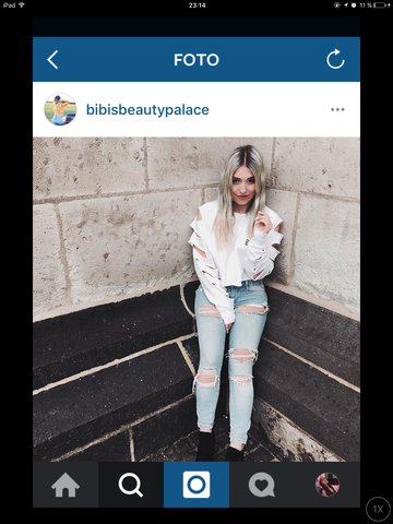 Von Bibisbeautypalace - (Mode, Pullover)