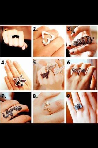 Ring Nummer 1 - (kaufen, Schmuck, Ring)