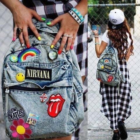 Diesen Rucksack - (Rucksack, Hipster)