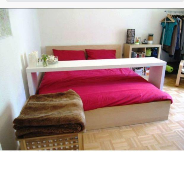 Wo Gibt Es Sen Tisch über Dem Bett Ikea Schlafzimmer