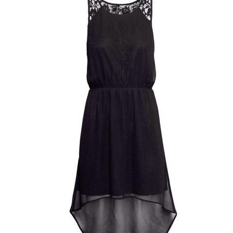 Wo gibt es dieses Kleid noch von h&m?:) (schwarz, HM, Spitze)