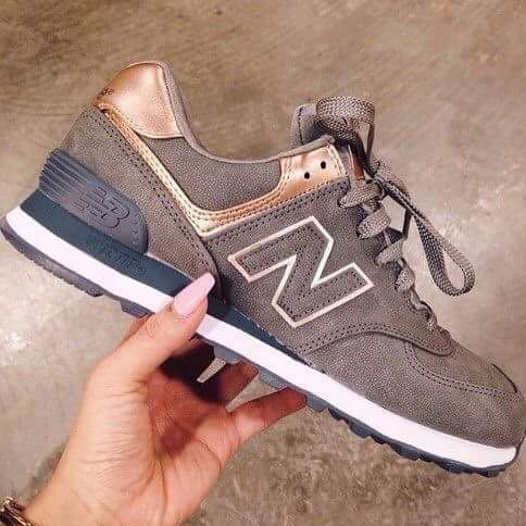 new balance herrenschuhe gold