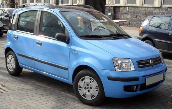 Wo gibt es eine Bedienungsanleitung für mein Fiat Panda 169?