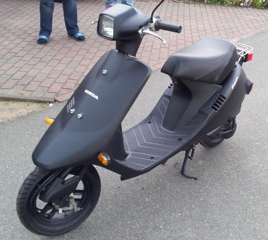 Honda Elite S50 - (Motorrad, Roller, Mofa)