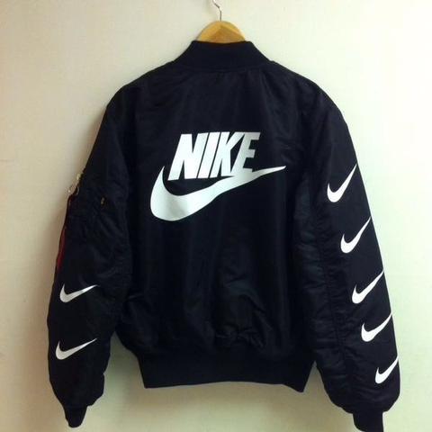 Nike jacke damne