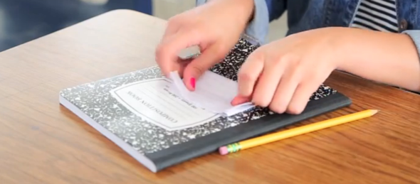 Gesucht: Wo kann ich genau dieses Notizbuch kaufen?