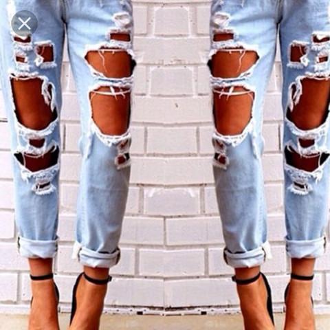 Boyfriend jeans genau so ungefähr  - (Mode, Kleidung, Fashion)