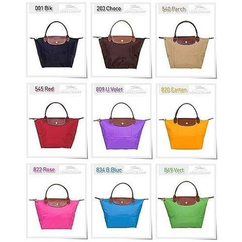 Longchamp Tachen - (Mode, Tasche)