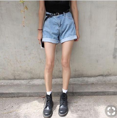 Wo gibt es so eine Jeans Shorts?