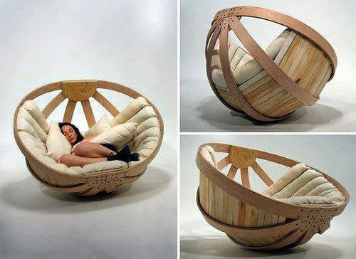 wo gibt es so einen kugelsessel zu kaufen m bel sessel. Black Bedroom Furniture Sets. Home Design Ideas