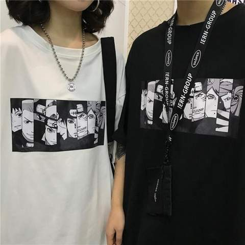 Wo gibt es solche Anime T-shirt's?