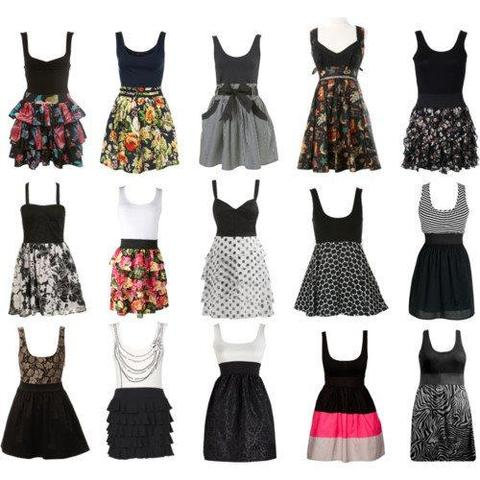 Kleider bei colloseum