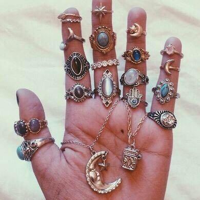 Ringe / Armband  - (Ring, Armband, Vintage)
