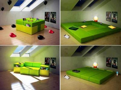 sofa ähnlich - (Sofa, Tisch)