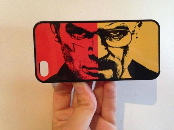 Cover - (iPhone, Cover, breaking-bad)