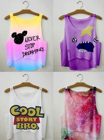 2b - (Shirt, Top, Hoodie)