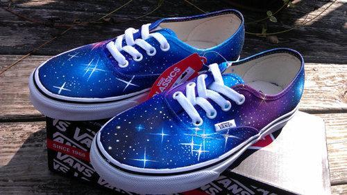 Vans Schuhe Galaxy