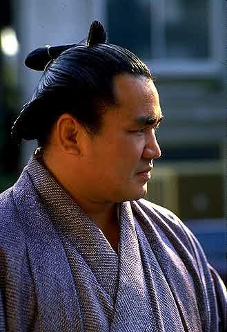 sumoringer frisur - (Sport, Haare, Mode)
