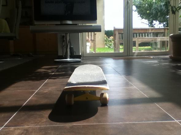 Von Vorne - (Sport, Skateboard)
