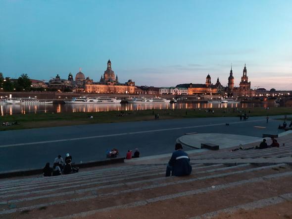 Wo ist das in Dresden?