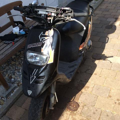 Wo ist der Brems-/Stoplichtlicher an meinem Roller