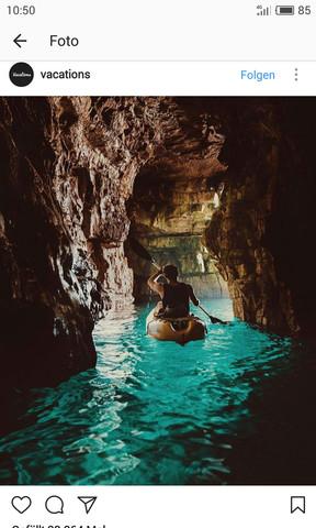 wasser Höhle  - (Urlaub, Welt, Kroatien)