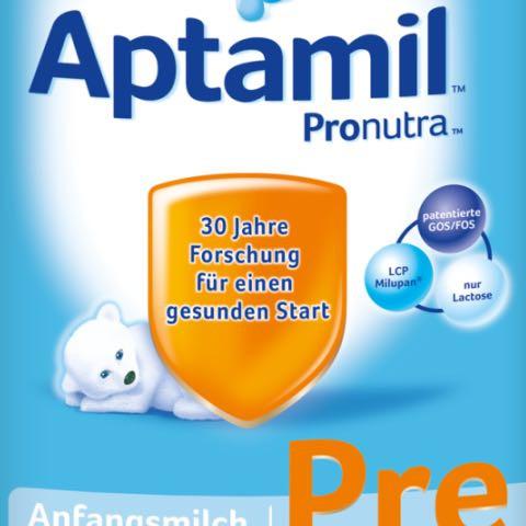 Aptamil pre - (Familie, Kinder, Baby)