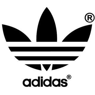 wo ist der unterschied zwischen den beiden adidas logos?