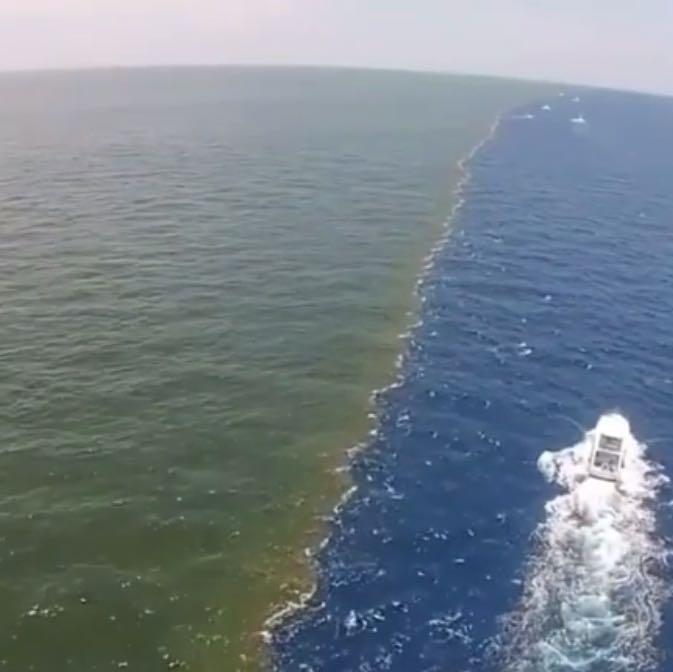 Gibt Es Süßwasser Meere